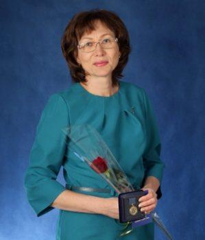 Преподаватель нашего факультета награждёна памятным знаком Министерства образования и науки Российской Федерации «За личный вклад в развитие дефектологии»