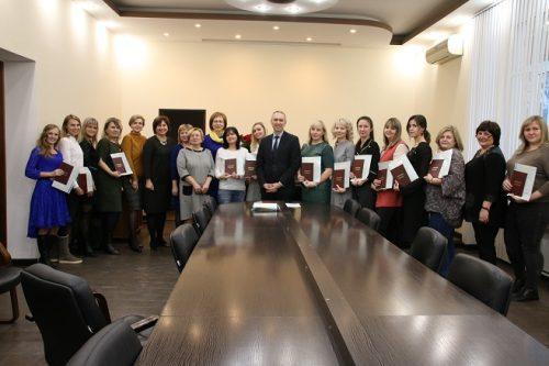 В ВГСПУ вручили дипломы выпускникам программ «Педагог-дефектолог» и «Учитель-логопед»