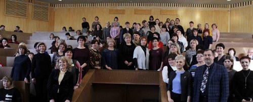Факультет социальной и коррекционной педагогики ВГСПУ принимает активное участие в создании условий для обучения детей с особенными образовательными потребностями Волгоградской области
