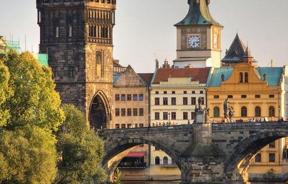 Летняя школа в Праге