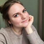Рисунок профиля (Олеся Черевкова)