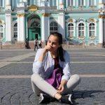 Рисунок профиля (Анастасия Зыкова)