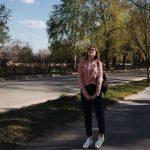 Рисунок профиля (Екатерина Кулачкина)