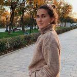 Рисунок профиля (Юлия Ахматовская)
