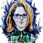 Рисунок профиля (Александра Тихонова)