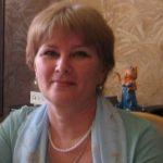 Рисунок профиля (Татьяна Крюкова)