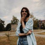 Рисунок профиля (Аида Капкова)