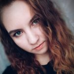 Рисунок профиля (Валерия Горбунова)
