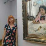 Рисунок профиля (Елена Клочкова)