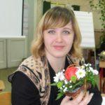 Рисунок профиля (Ульяна Шустова)