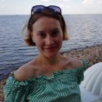 Рисунок профиля (Анжелика Кашина)