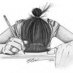 Рисунок профиля (Шаповалова Анастасия)