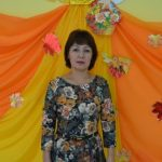 Рисунок профиля (Азербаева Людмила)