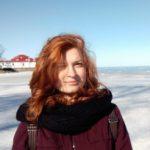 Рисунок профиля (Алёна Сущенко)