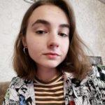 Рисунок профиля (Валерия Алимова)