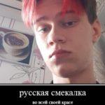 Рисунок профиля (Даниил Соболев)