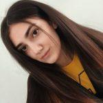 Рисунок профиля (Егоян Армине)