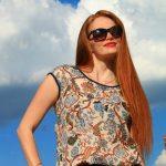 Рисунок профиля (Наталия Борисова)