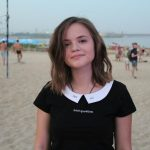 Рисунок профиля (Валерия Бондаренко)