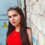 Рисунок профиля (Полина Клюева)