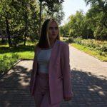 Рисунок профиля (Анастасия Быкадорова)
