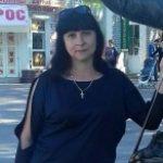 Рисунок профиля (Ирина Хлиманенко)