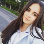 Рисунок профиля (Анастасия Шавоян)