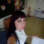 Рисунок профиля (Наталья Бакумова)
