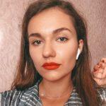 Рисунок профиля (Александра Червина)