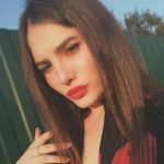 Рисунок профиля (Алина Сулейманова)