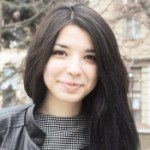 Рисунок профиля (Екатерина Гадаборшева)