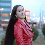 Рисунок профиля (Надира Зизиева)