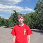 Рисунок профиля (Илья Лазарев)