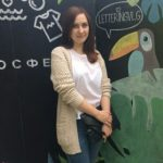 Рисунок профиля (Татьяна Симонова)