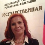 Рисунок профиля (Елена Самошина)