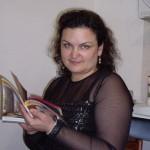 Рисунок профиля (Наталья Бажанова)