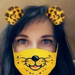 Рисунок профиля (Елена Блинова)