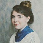 Рисунок профиля (Елизавета Екимцова)