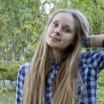 Рисунок профиля (Полина Дмитриева)