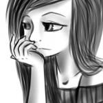 Рисунок профиля (Надежда Брылева)