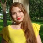 Рисунок профиля (Арина Ильина (Айгазиева))