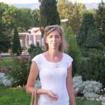 Рисунок профиля (Елена Ушакова)