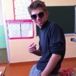 Рисунок профиля (Юрий Румянцев)