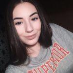 Рисунок профиля (Елизавета Ишмамедова)