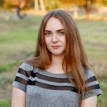 Рисунок профиля (Виктория Савина)
