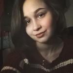 Рисунок профиля (Регина Ломаева)