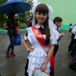 Рисунок профиля (Арина Сергеева)