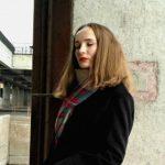 Рисунок профиля (Екатерина Сувернева)