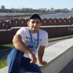 Рисунок профиля (Галиб Гулуев)