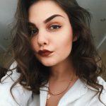 Рисунок профиля (Ксения Разгонова)